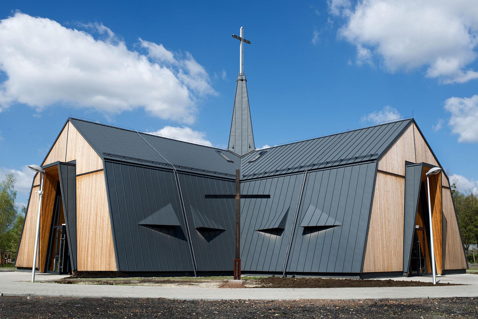 Kościół pw.św. Józefa Robotnika wBytomiu